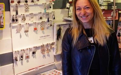 Agnès Bérenguer, céramiste et créatrice de bijoux à Combourg: «Avec mon activité, j'ai mis de l'harmonie dans ma vie!»