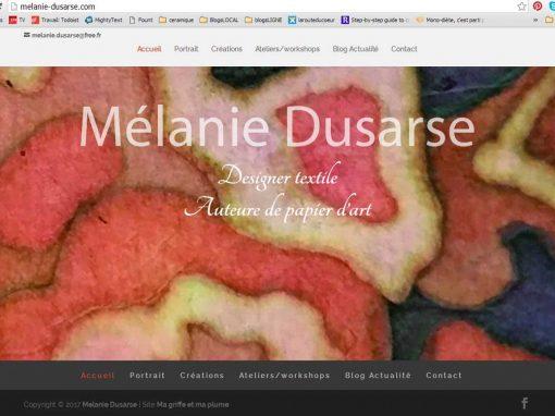 Melanie-Dusarse